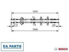 CABLE, PARKING BRAKE FOR MAZDA BOSCH 1 987 482 054