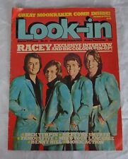 LOOK IN MAGAZINE. ISSUE 31. 28TH JULY 1979. RACEY FREE P&P