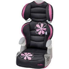 Evenflo Big Kid LX High Back Booster Car Seat, Carrissa Evenflo Big Kid LX High