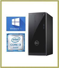 Dell Inspiron 3650 MT PC Core i3 6th Gne 6100 3.70GHz 8GB 500GB Windows 10 1BI8