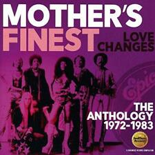Mother's Finest - Love Changes: The Anthology 1972-1983 (NEW 2CD)