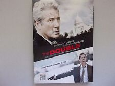 The Double   Richard Gere   Topher Grace  with slip cover   New DVD sealed