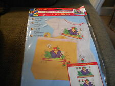 Plaid Brand #57649 Bloom Where You Are Planted Iron-On Transfer Little Ones Nip