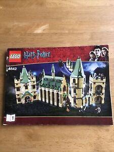Lego 4842. Lego Harry Potter Hogwarts Castle.