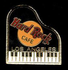Los Angeles HRC Black Piano Pin