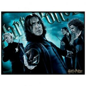 Harry Potter 3D Image Puzzle 500pc Slytherin Official Merchandise