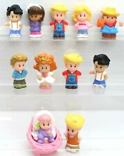 Fisher Price Little People Mattel Figures - Lot of 14