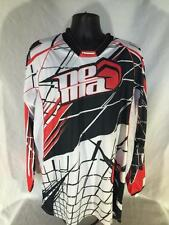 Nema Cycling Gambler Podium Jersey Mens Red Black White 2XL NWT