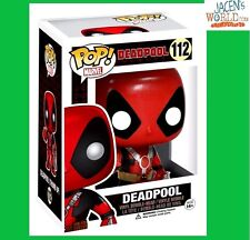 Deadpool Pop Figure Thumbs Up 112 Movie Bobble Head Funko