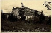 Smokovec Slowakei s/w AK 1931 Palace Sanatorium Dr. Szontagh Novy Smokovec Tatry