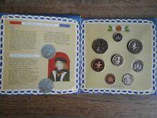 UNITED KINGDOM - SET 1990 - BRILLANT UNCIRCULATED COINS