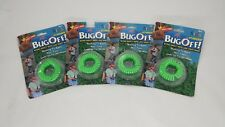 BUG OFF - Biting Insect Repelling Wrist Band - Kids - Lot of 4