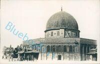 Palestine Jerusalem Mosque Of Omir Taken By Officer off HMS Ramillies 1929
