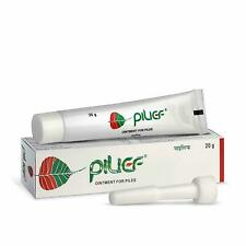 Ayurveda Based  Charak Pharma Pilief Ointment - 20 g (Pack of 2)