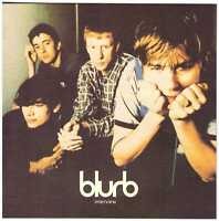 BLUR Blurb Interview CD Promo Only – on EMI