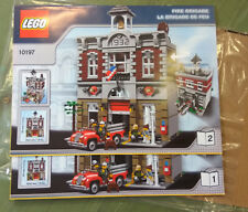 10197 Lego new original BAUANLEITUNG  INSTRUCTIONS Bauplane planes Bauplan