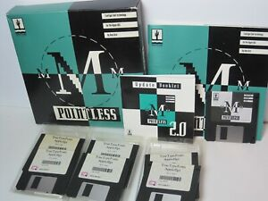 Vintage Apple IIGS Software  Pointless
