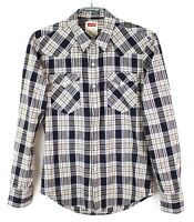 LEVI'S Strauss & Co Hombre Camisa DZ30 CASUAL TALLA S