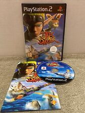 Jak and Daxter The Lost Frontier PS2 Playstation 2 PAL European Import RARE HTF