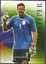 FUTERA 2010 WORLD FOOTBALL-SERIES 2- #425-SLOVENIA-SAMIR HANDANOVIC