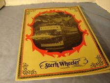 Vintage The Stern Wheeler Dining Room Ramada Inn Louisville KY Menu