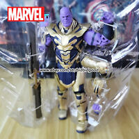 """Thanos Armor Marvel Avengers Legends Comic Heroes 8"""" Action Figure Toys In Stock"""