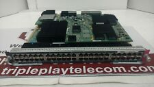Cisco WS-X6748-GE-TX-3B Gigabit Module w/ WS-F6700-DFC3B installed