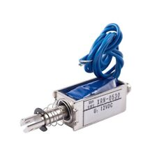 SODIAL 060124 Push/Pull Electric Solenoid