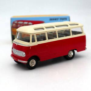 Atlas 1/43 Dinky toys 541 Petit Autocar Mercedes Benz Small Bus Diecast Models