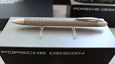 Porsche Design Ballpoint Pen Tec Flex P 3110 Gold & Steel - 988790