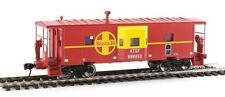 Walthers # 8658  Int Bay Window Caboose Atchison,Topeka & Santa Fe 999653 HO MIB