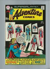 Adventure Comics #397 [DC,1970] VF/NM 9.0 1st App of the New Supergirl