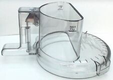 Dlc-2007Wbcn-1 Food Processor Bowl Cover With Feed Tube Cuisinart Mod Dlc-2007N