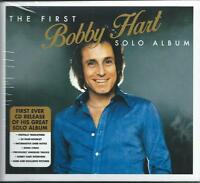 Bobby Hart - The First Solo Album (CD 2015) NEW/SEALED
