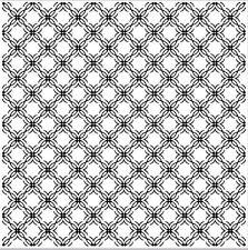 "Sue Wilson Embossing Folder 8"" x 8"" AZTEC FLOWERS EF-078 Creative Expressions"