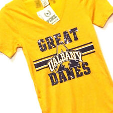 5641cb342 NWT XS Victoria Secret University of Albany Great Danes Bling Tshirt T-Shirt  Tee