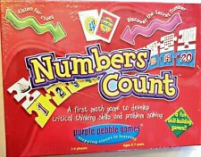 Numbers Count By Purple Pebble Games Math Number Recognition Preschool Fun