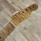 Warmoth Super High Grade Roasted Flamed Tele Electric Guitar 59 Neck Telecaster