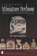 Vintage Miniature Perfume Bottle Collector Guide: 400+ Pics inc Arden Chanel Etc