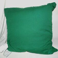 Lauren Ralph Lauren Green Pillow Size 22x22 inches