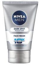 NIVEA Men's Whitening Dark Spot Reduction Face Wash cleanser - 50 Gram pack