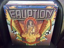 ERUPTION s/t Featuring Precious Wilson LP VG+ 1978 Ariola Records