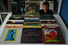 CLASSIC ROCK LOT #13 48 LPs PINK FLOYD JOHN LENNON MAZZY STAR EAGLES THE POLICE
