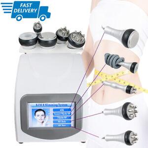 40K 5in1 Ultraschall Kavitation Anti Cellulite Body Slim Radiofrequenz Maschine