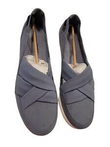 Clarks Cloudsteppers Size 12 Women's Shoes Sillian2 Wedge Heel Slip On Flats