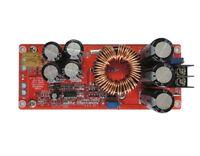 1200W 20A DC Converter Boost Power Supply Module 8-60V 12v Step-up12-83V 24v 48v