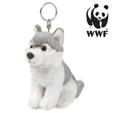 WWF Schlüsselanhänger Wolf WWF00275 - WWF Plüschanhänger Wolf 10cm