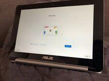 Asus C101P Flip Chromebook 2-In-1 10.1�