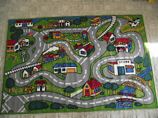 Brand New Fun Rugs Country 39 inches X 58 inches Car Play Rug