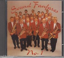 Sound fanfares vol. 1 - - Rainer Menning-su JUVENTUS Music (NUOVO!)